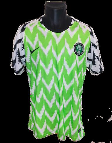 Nigeria 2018/19 Home