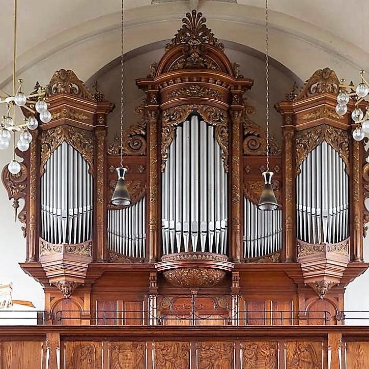 Orgelvesper  in Coswig