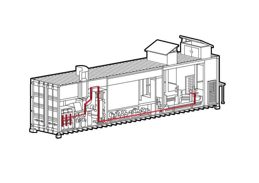 Dupont - Nomex® - Thermo man ilustração