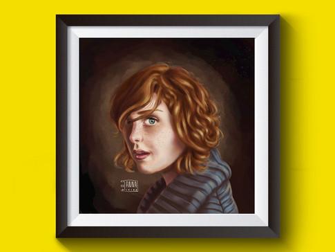 Retratos - Arte digital