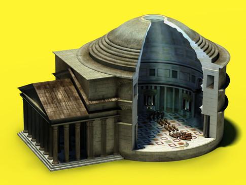 Revista Aventuras na História - Pantheon