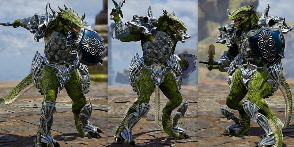 5.lizardman