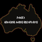 Proudly Aboriginal owned and operated (1