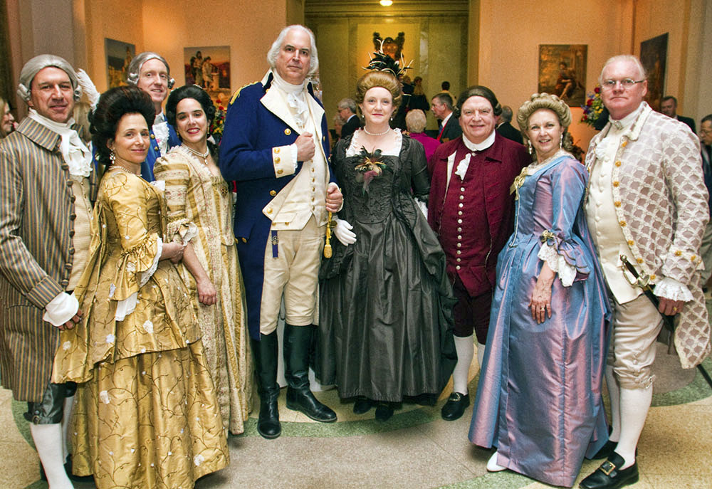 George Washington Birthday Party