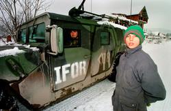 Bosnia in 1996