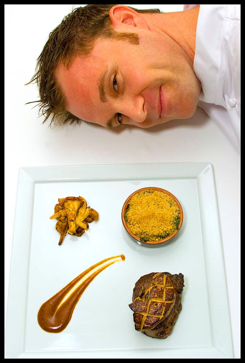 Chef Dennis Marron