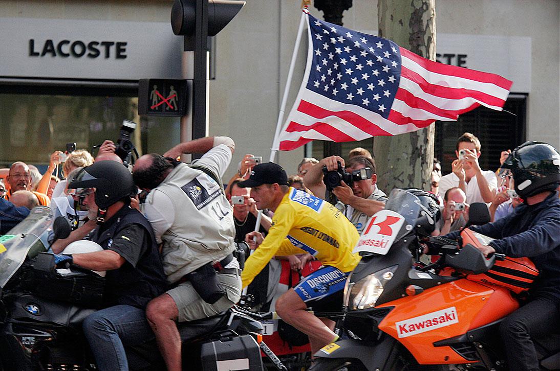 Lance Armstrong - Tour de France