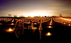Battlefield Memorial Illumination
