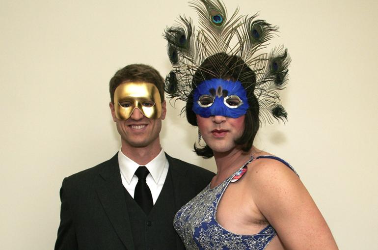 Condom Costume Party