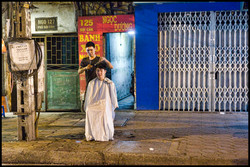 A Hanoi Haircut: Street Style