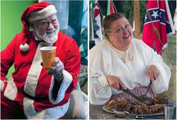 Santa and Civil War Chef