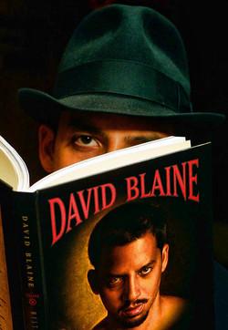 Magician-David Blaine