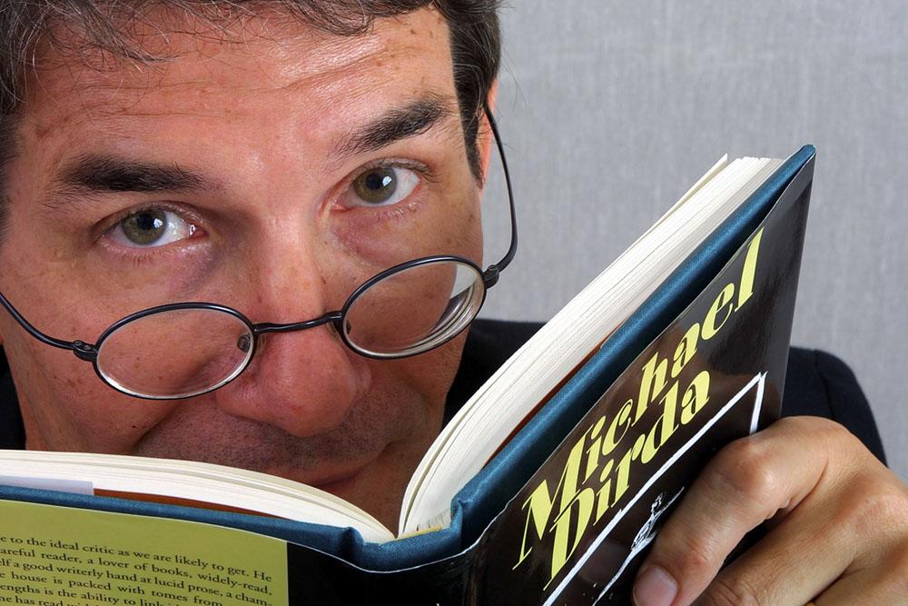 Michael Dirda-Pulitzer Prize Winner