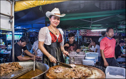 the Cowboy Hat Lady, Thailand