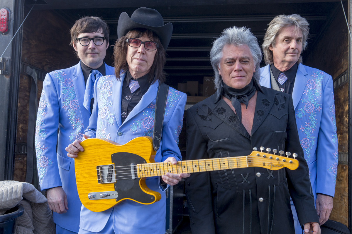 Marty Stuart Band