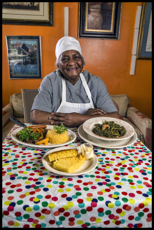 Chef Mama Reacer