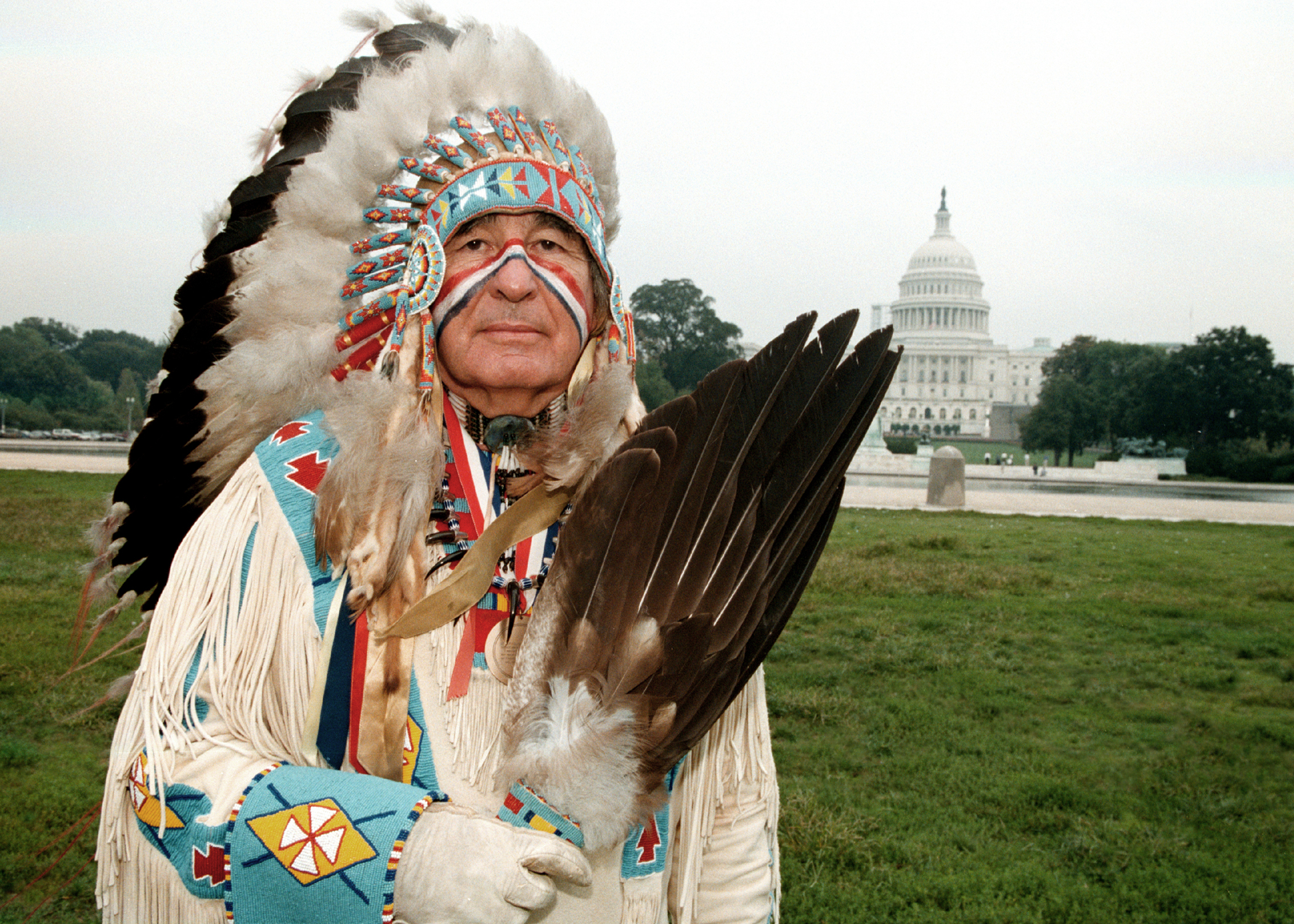 Senator Ben Nighthorse Campbell