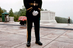 Tomb of the Unknown in Arlington