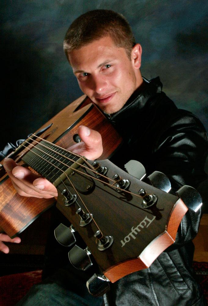 Drew Stevyns - musician