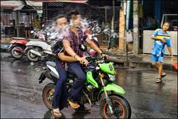 Thailand's Songkran water festival