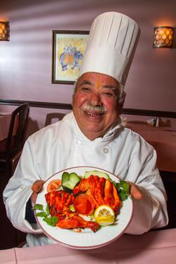 Chef Ramanand Bhatt