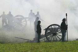 Civil War Reenactment Battles