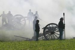 Civil War Reenactment Battles