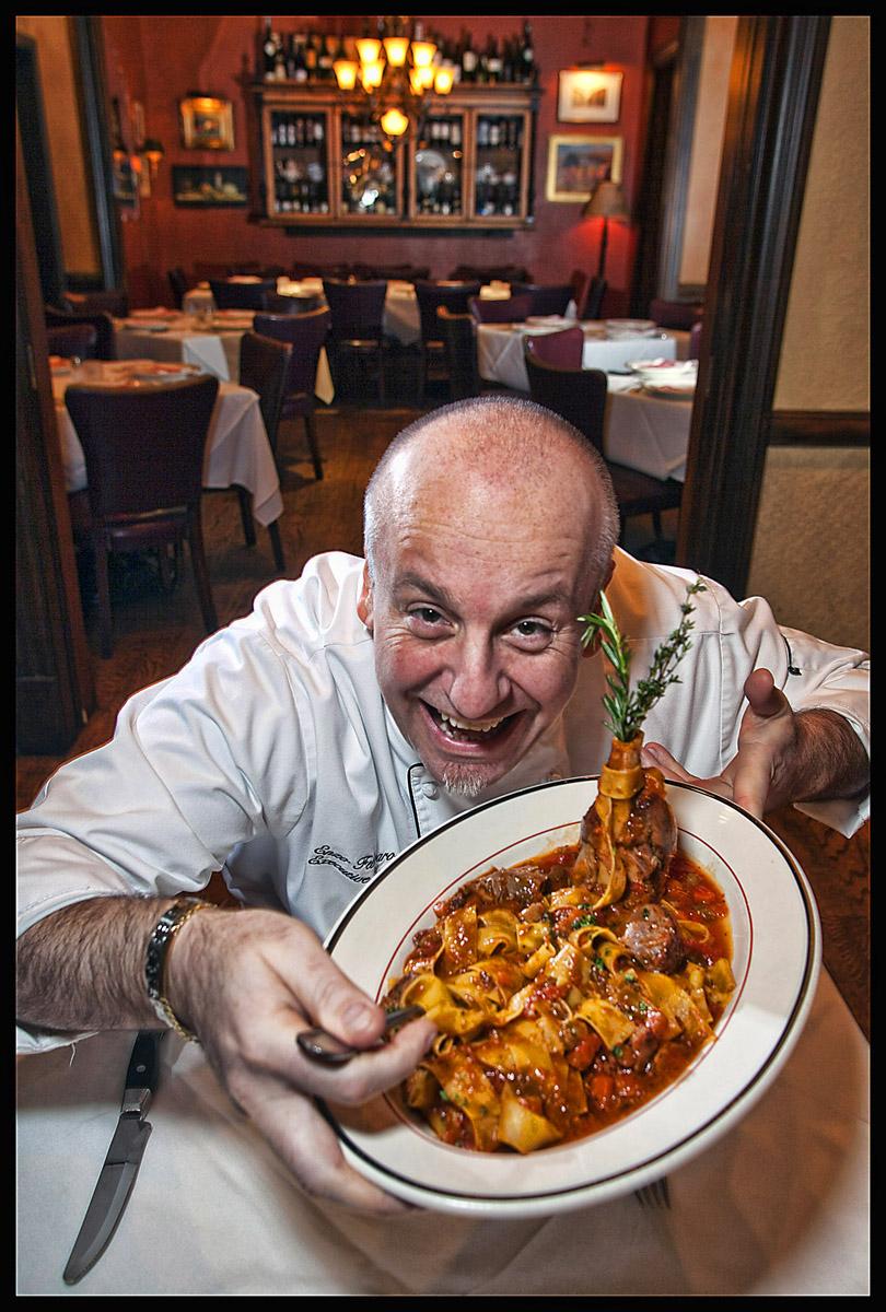 Chef Enzo Febbraro