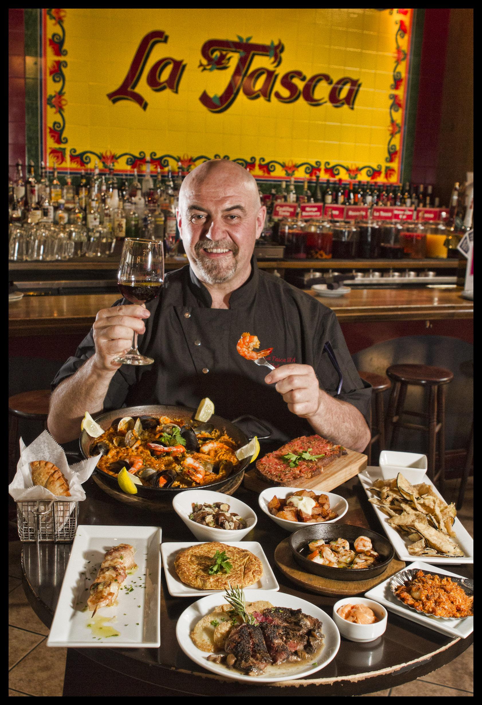 Chef Josu Zubikarai