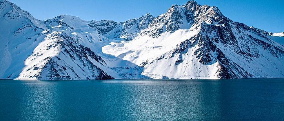 Travessia da Cordilheira dos Andes combinando Argentina + Chile ( 8 cidades)