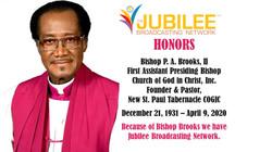 PA Brooks JBN Honors 2021