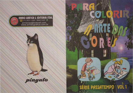 Revista de Colorir.