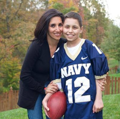 """Roya Giordano: The """"Epic"""" Quest to Honor Her Son's Legacy (Magazine Feature)"""