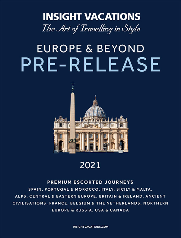 EUROPE & BEYOND PRE-RELEASE