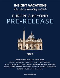 EUROPE & BEYOND PRE-RELEASE