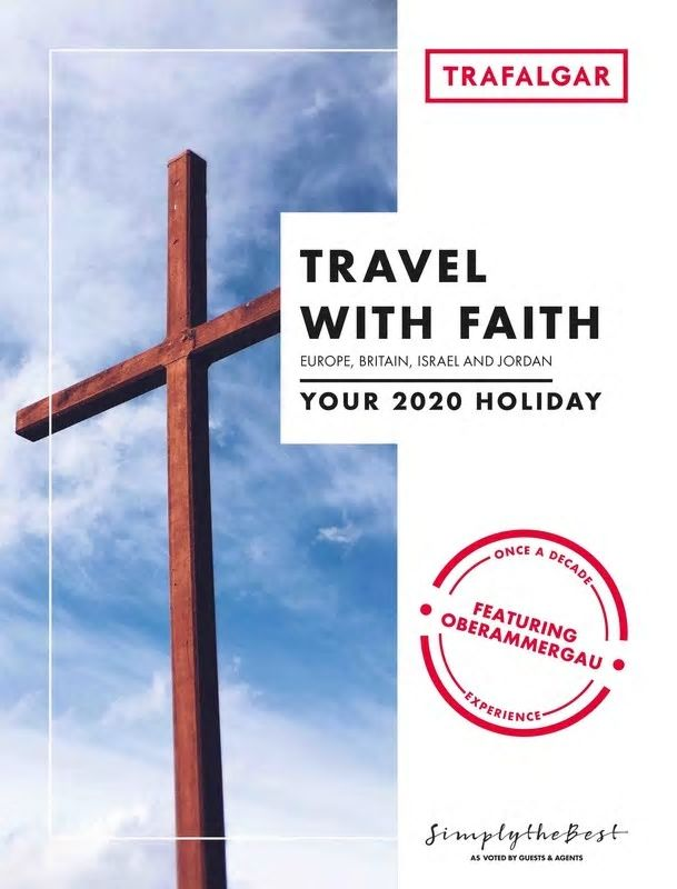 TRAVEL WITH FAITH 2020