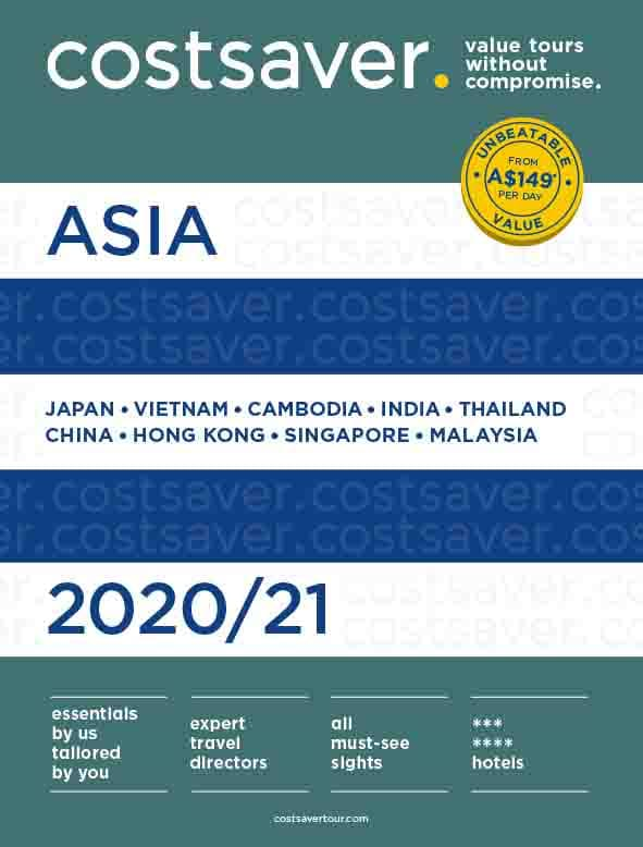 costsaver ASIA 2020-21