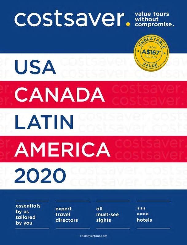 costsaver USA, CANADA & LATIN AMERICA 20