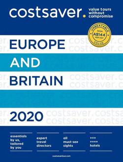 costsaver EUROPE & BRITAIN 2020