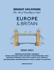 EUROPE & BRITAIN 2020-2021