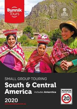 South & Central America 2020