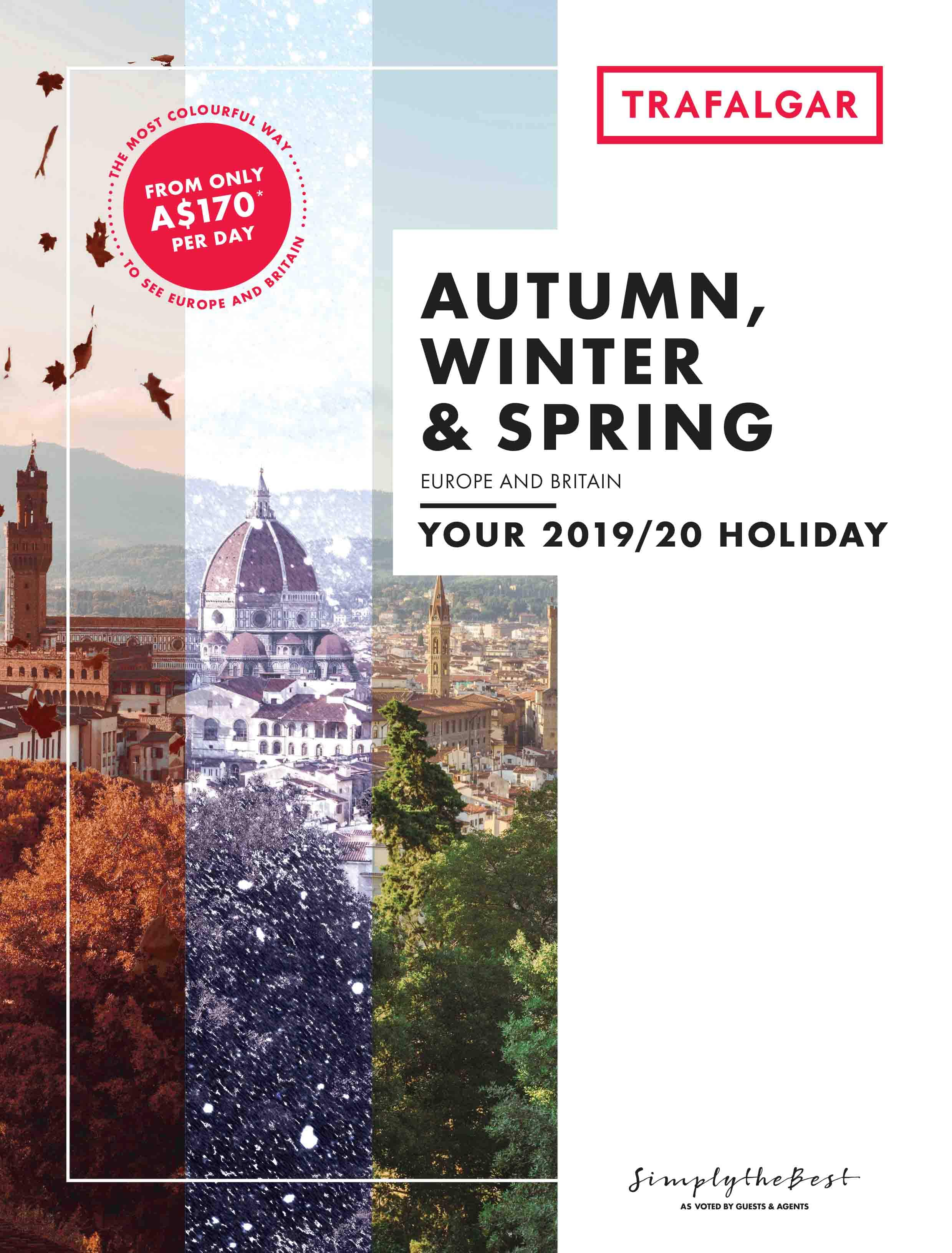AUTUMN WINTER SPRING 2019-20