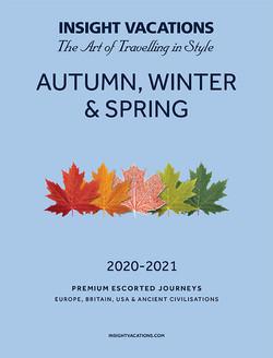 AUTUMN, WINTER & SPRING 2020-2021