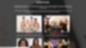 'After' The Makeover Dolls website update