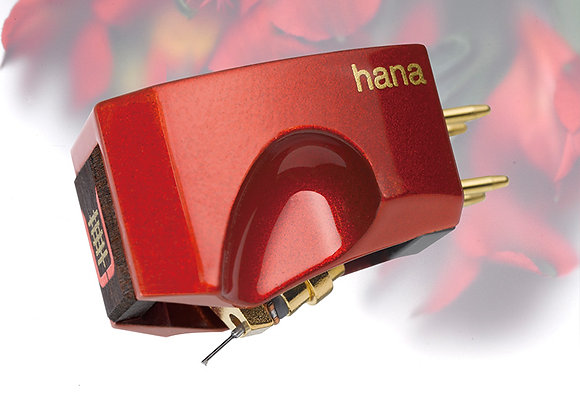 Hana Unami Red MC Phono Cartridge