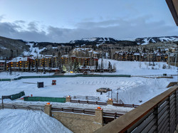 606 East Deck View of Snowmass Mountain