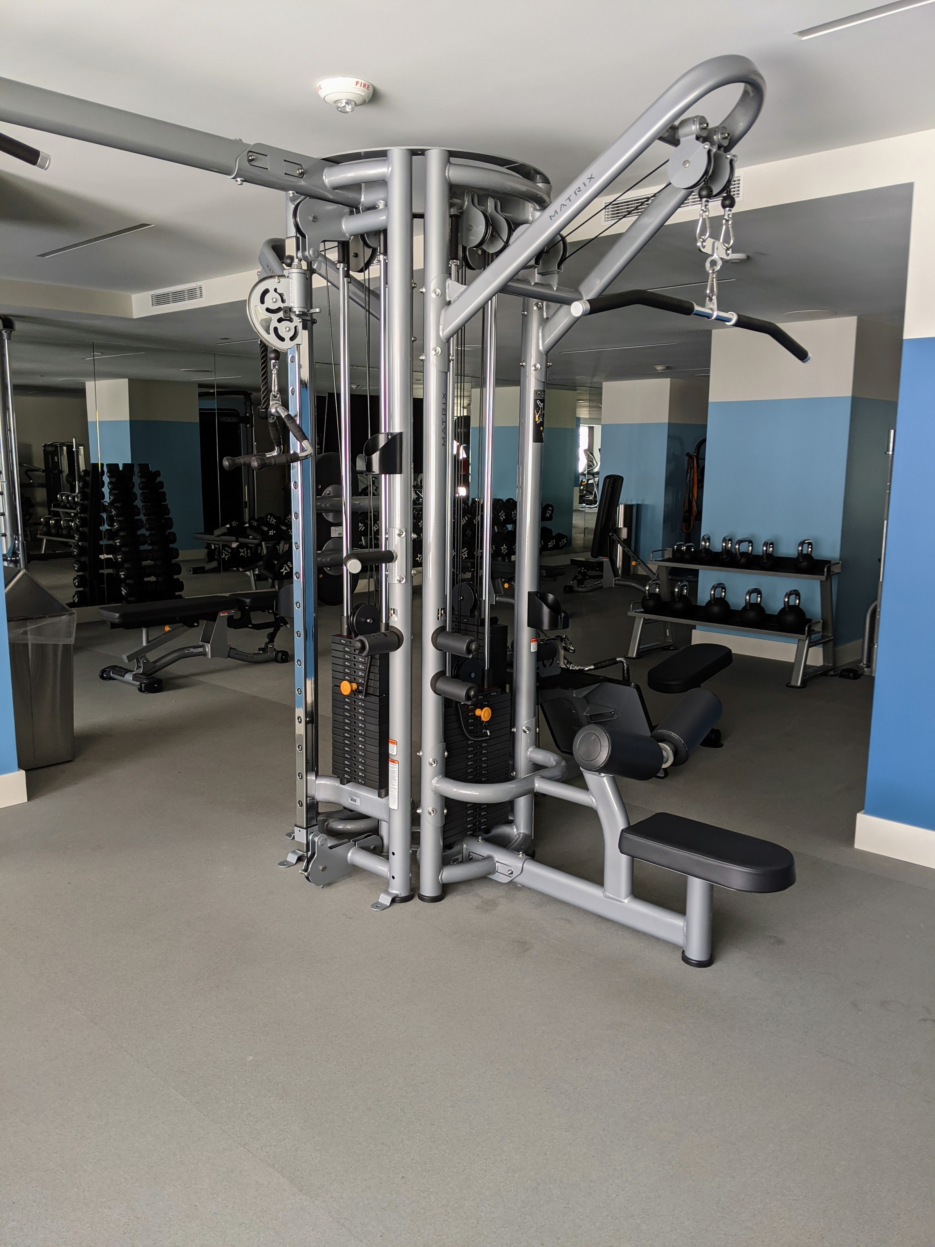 Matrix Gym at One Snowmass East