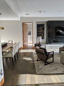 606 East - Living Area