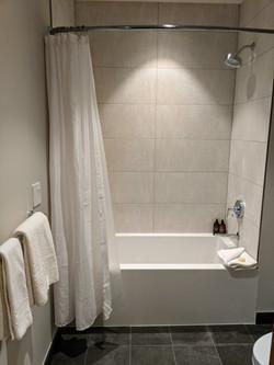 606 East - Hall Bathroom