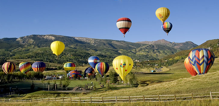 Annual Hot Air Balloon Festival